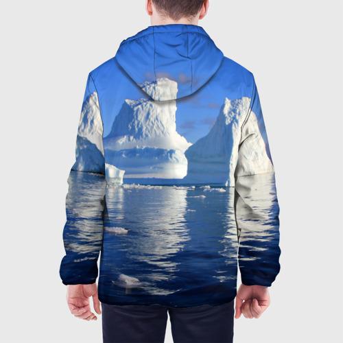 Мужская куртка 3D  Фото 05, Айсберг