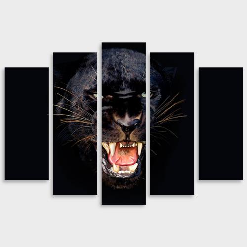 Модульная картина М20 Пантера