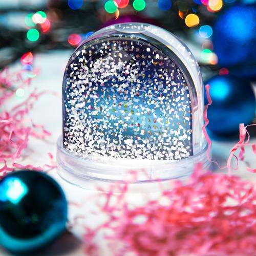 Водяной шар со снегом  Фото 04, Покемон