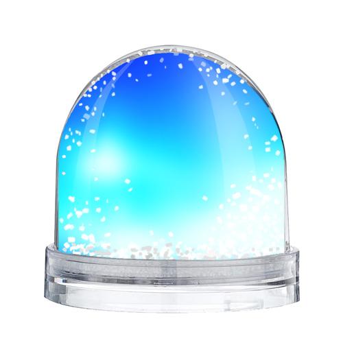 Водяной шар со снегом  Фото 02, Покемон 2