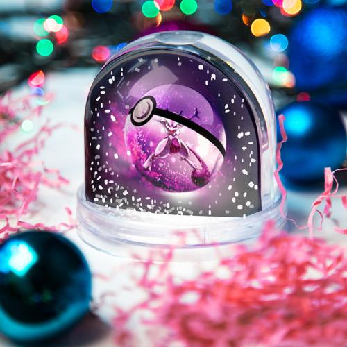 Водяной шар со снегом  Фото 03, Покемон 3
