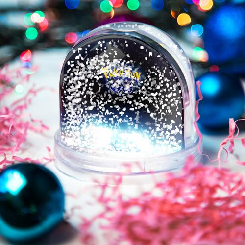 Водяной шар со снегом  Фото 04, Покемон 4