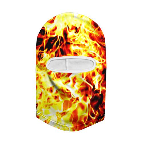 Балаклава 3D  Фото 02, Пожар