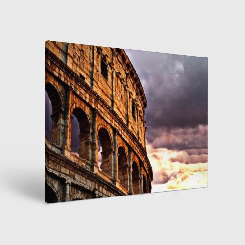 Холст прямоугольный  Фото 01, Колизей
