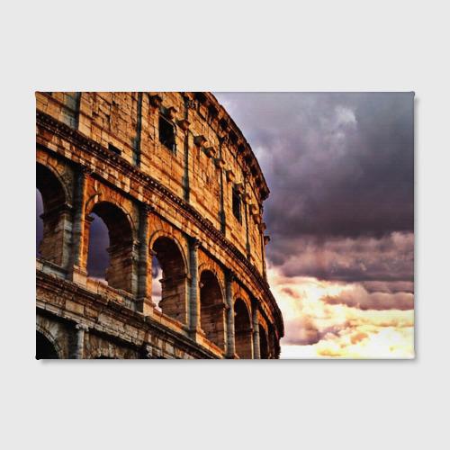 Холст прямоугольный  Фото 02, Колизей