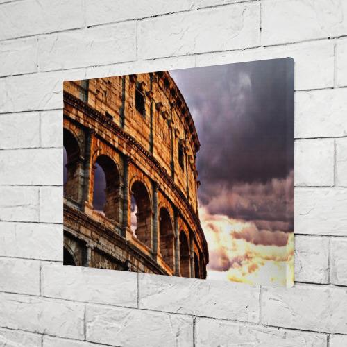 Холст прямоугольный  Фото 03, Колизей