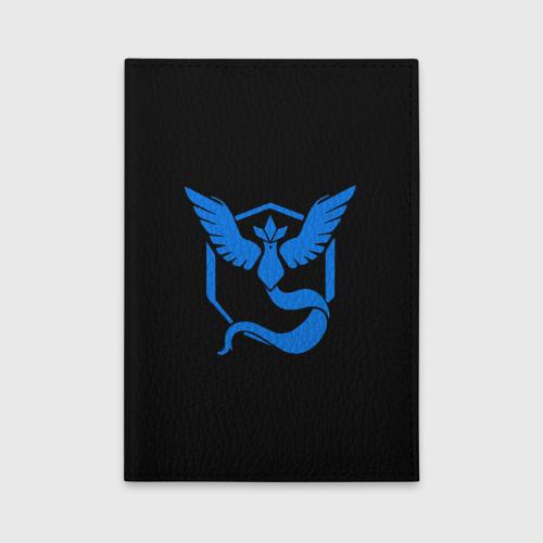Обложка для автодокументов Pokemon Blue Team Фото 01