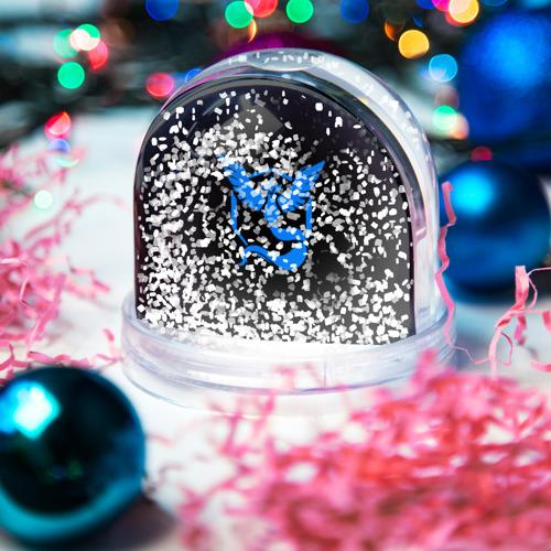 Водяной шар со снегом  Фото 04, Pokemon Blue Team