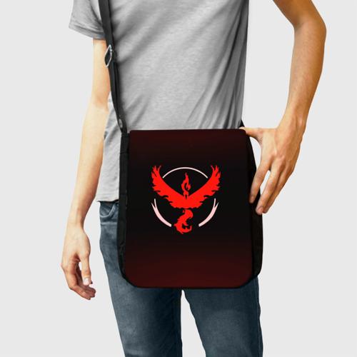 Сумка через плечо  Фото 02, Pokemon Red Team