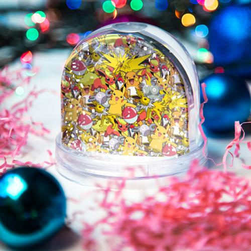 Водяной шар со снегом  Фото 03, Pokemon 5