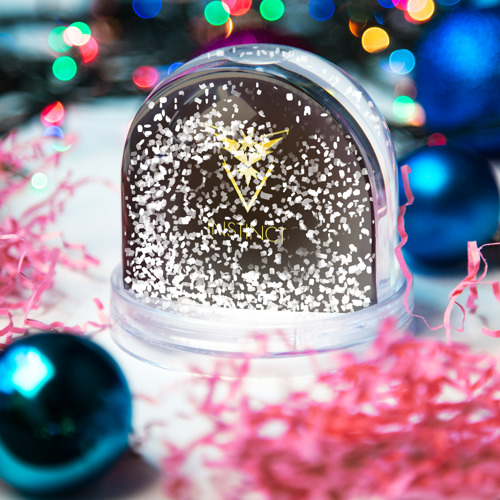 Водяной шар со снегом  Фото 04, Pokemon 4
