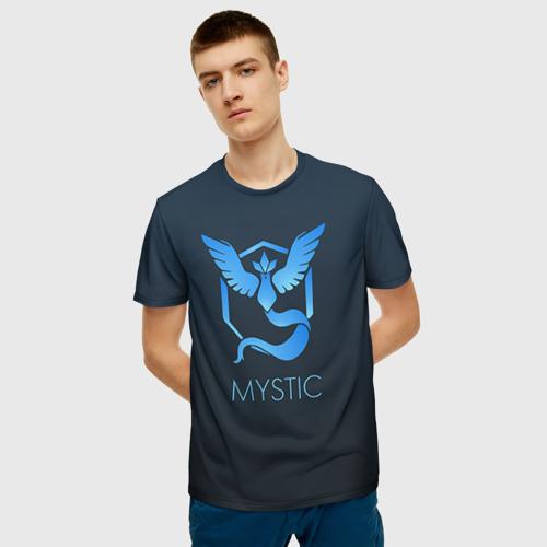 Мужская футболка 3D Pokemon 3 Фото 01