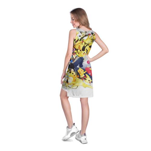 Платье-майка 3D  Фото 04, Pokemon 10