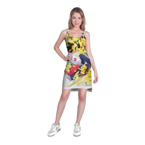 Платье-майка 3D  Фото 03, Pokemon 10
