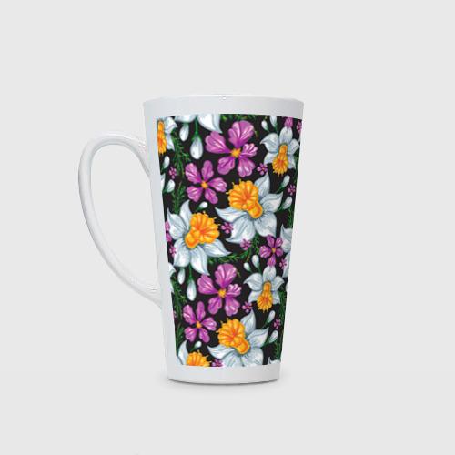 Цветы ретро 8