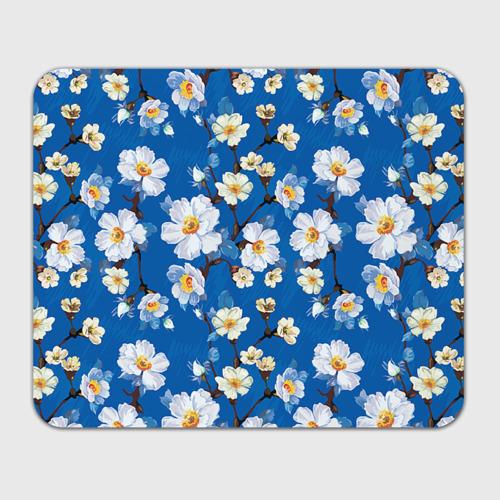 Коврик для мышки прямоугольный  Фото 01, Цветы ретро 5