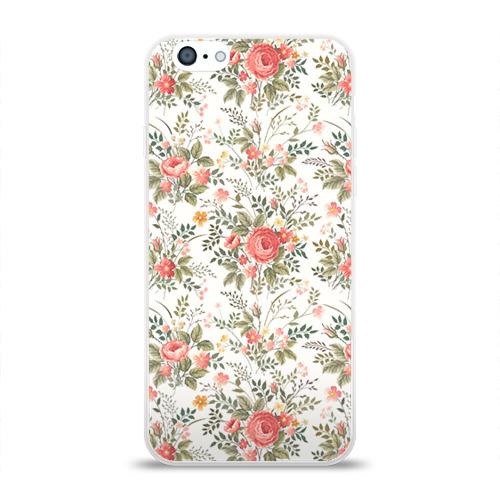 Цветы ретро 3