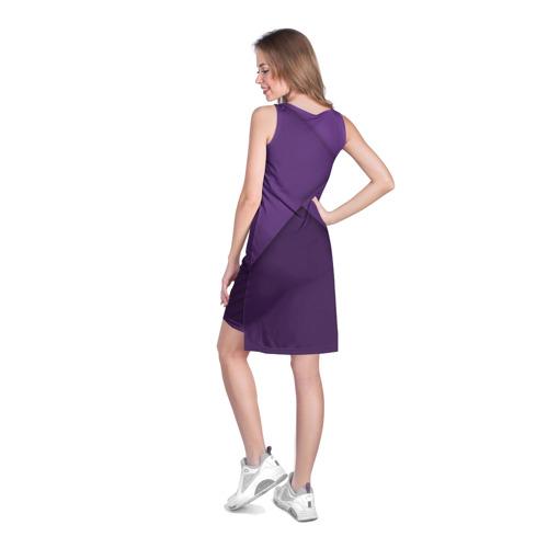 Платье-майка 3D  Фото 04, Мне фиолетово!