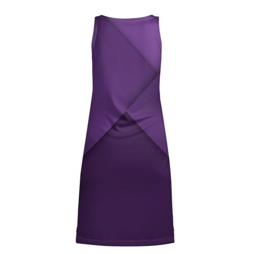Платье-майка 3D  Фото 02, Мне фиолетово!