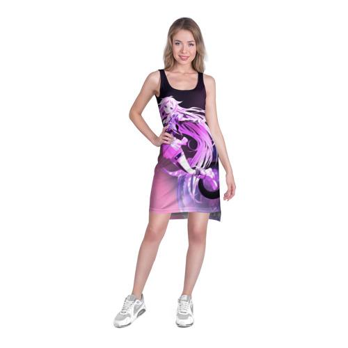 Платье-майка 3D  Фото 03, Покеболл
