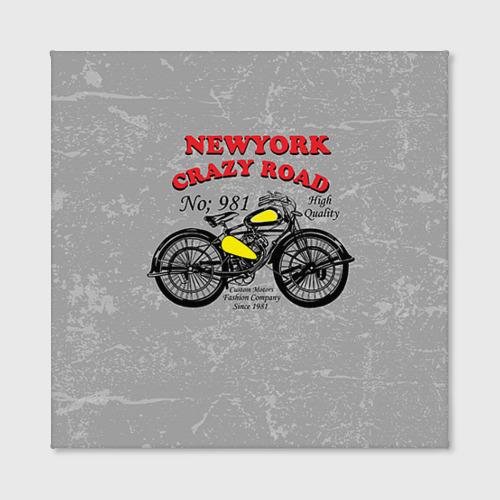 Холст квадратный  Фото 02, moto t-shirt 4