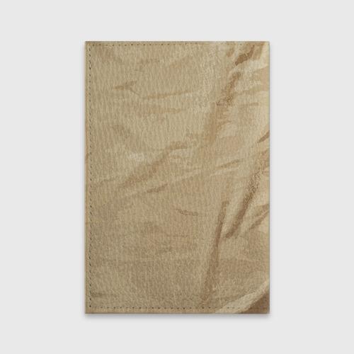 Обложка для паспорта матовая кожа American retro auto Фото 01
