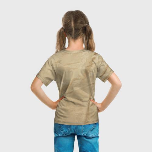 Детская футболка 3D American retro auto Фото 01