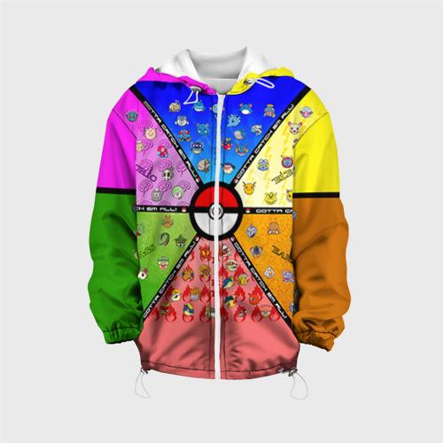 Детская куртка 3D  Фото 01, Собери их всех!