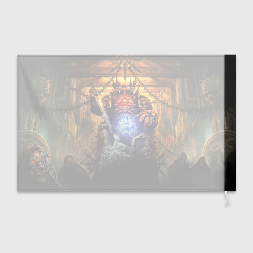 Флаг 3D Black Legion Фото 01