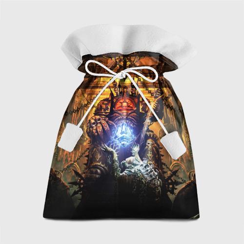 Подарочный 3D мешок Black Legion Фото 01