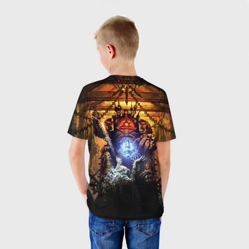 Детская футболка 3D Black Legion Фото 01
