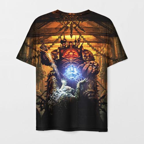 Мужская футболка 3D Black Legion Фото 01