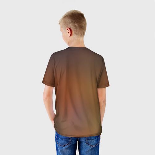Детская футболка 3D  Фото 02, Ash