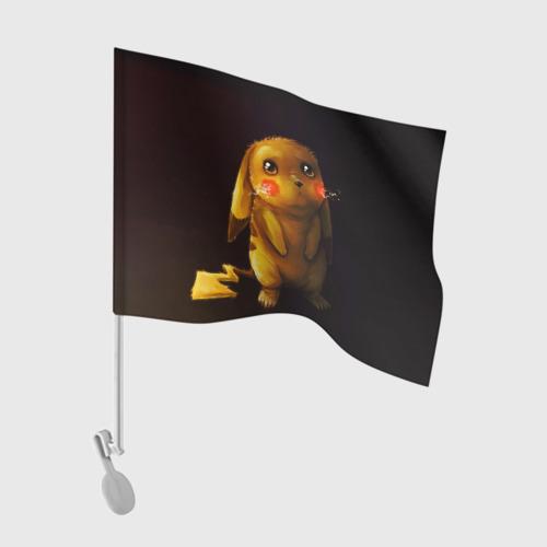 Флаг для автомобиля Пика-Пика? Фото 01