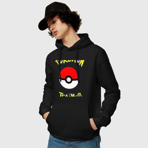 Мужская толстовка хлопок  Фото 03, Pokemon Trainer