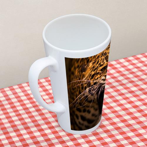 Кружка Латте  Фото 05, Леопард