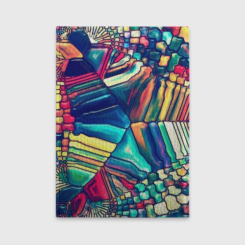 Обложка для автодокументов Block mosaic Фото 01