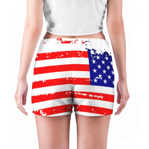 Женские шорты 3D  Фото 04, Америка