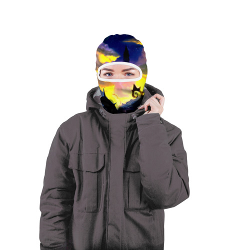 Балаклава 3D  Фото 04, Mysterious