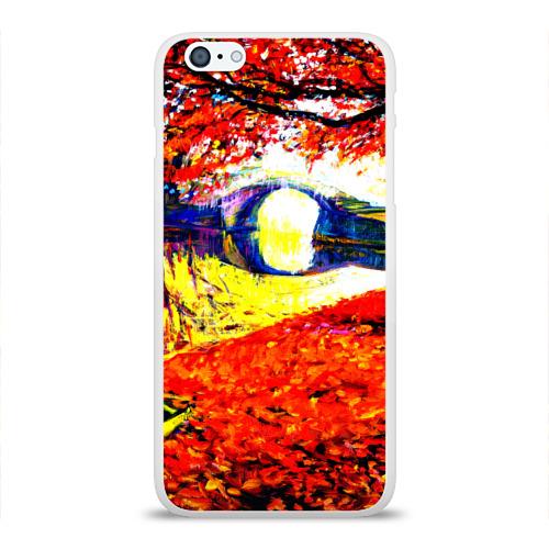 Чехол для Apple iPhone 6Plus/6SPlus силиконовый глянцевый  Фото 01, Осень