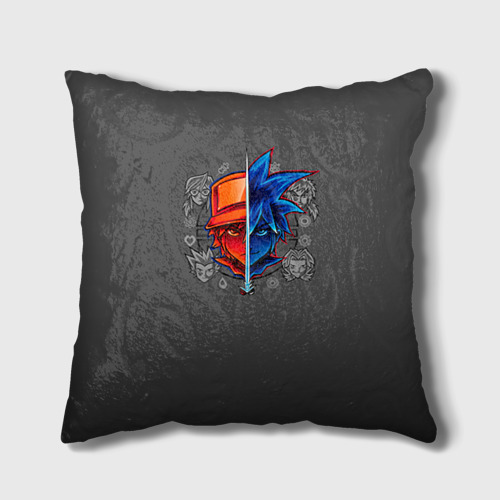 Подушка 3D  Фото 01, Покемон 5