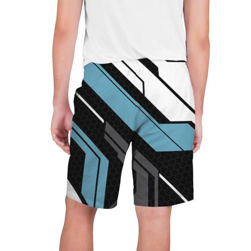 Мужские шорты 3D  Фото 02, cs:go - Vulcan 2.0 Style (Вулкан)