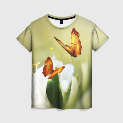 Чудесные бабочки - интернет магазин Futbolkaa.ru