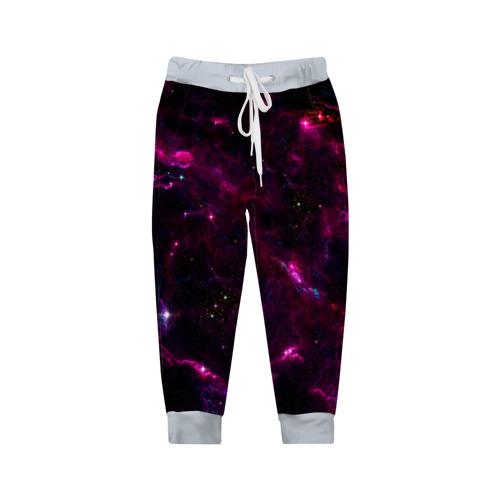 Детские брюки 3D Космос