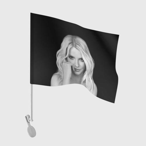 Флаг для автомобиля Бритни Спирс Фото 01