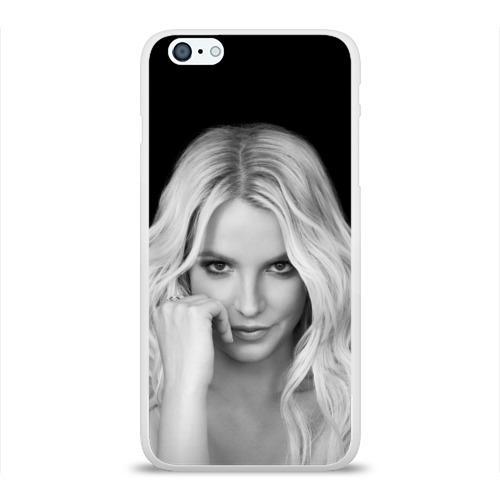 Чехол для iPhone 6Plus/6S Plus глянцевый Бритни Спирс Фото 01
