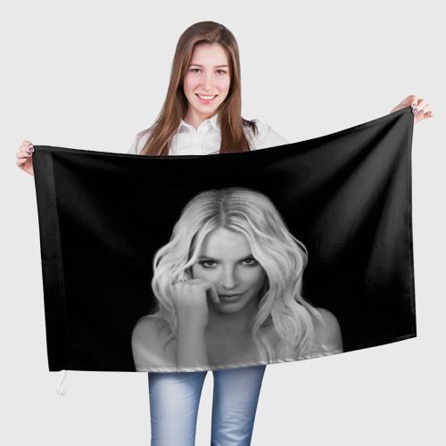 Флаг 3D Бритни Спирс Фото 01