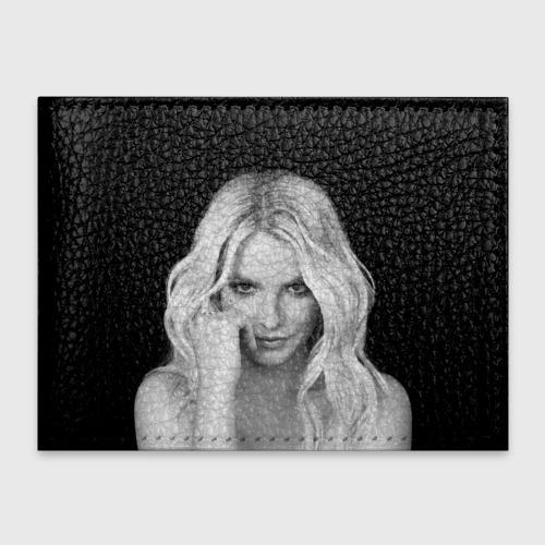 Обложка для студенческого билета Бритни Спирс Фото 01