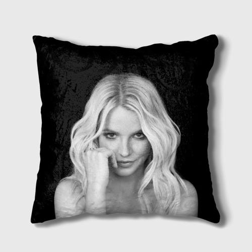 Подушка 3D Бритни Спирс Фото 01