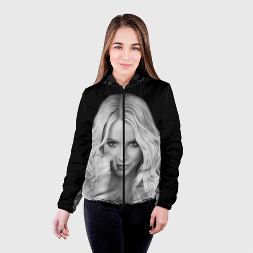 Женская куртка 3D Бритни Спирс Фото 01